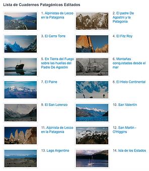 Cuadernos Patagonicos