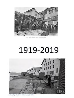1919-2019 cien años de Historia en Puerto Natales