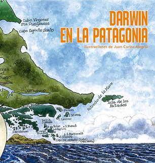 Darwin en la Patagonia