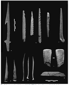 Arqueología de la Punta Santa Ana: recontrucción de secuencias de ocupación de cazadores-recolectores marinos del Estrecho de Magallanes