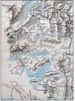 ¿Un enigma histórico-geográfico resuelto? La intercomunicación de las cuencas hídricas del Paine y lago argentino