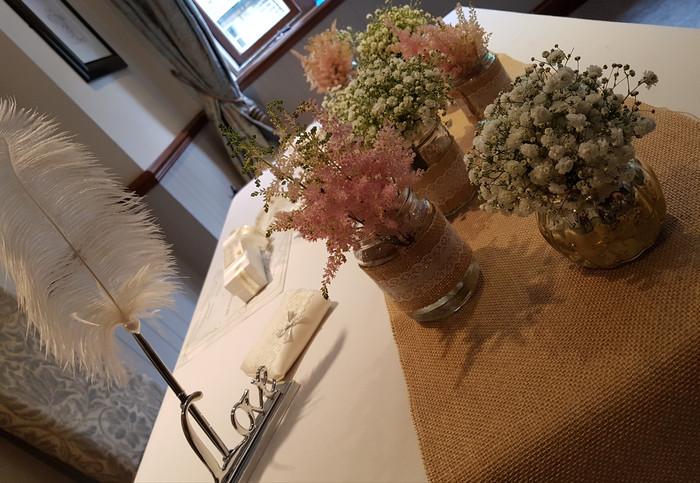 Wonderful weddings.....