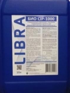 LIBRA Био CIP 1000 Специальный очиститель с высоким содержанием щелочи для фарма