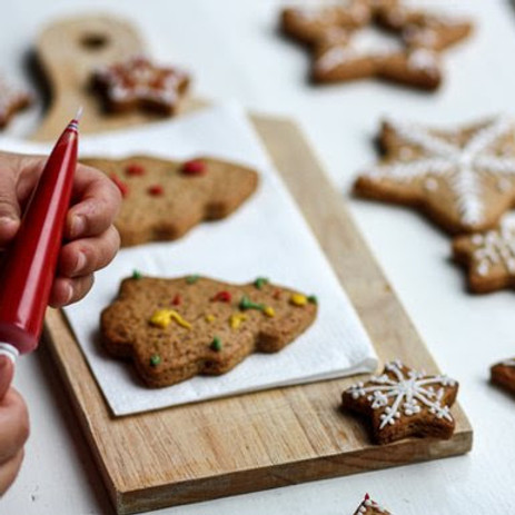 Cookies and A Special Christmas Tree
