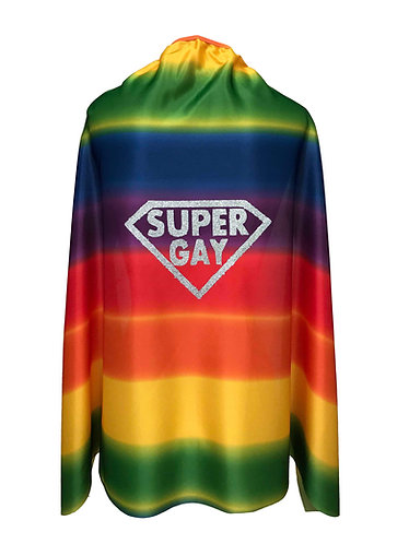 Super Gay Pride Cape
