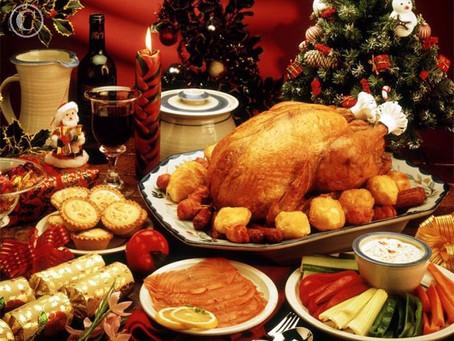 Новогодние украшения разных стран мира. (Часть 1)