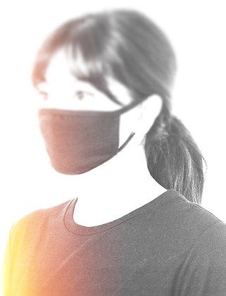 Qty 3 Black Masks
