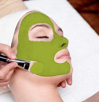 Matcha skin booster Mask