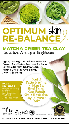 Matcha Optimum Skin Re-Balance