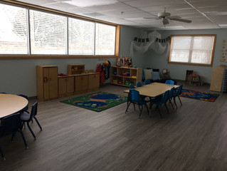 A Fresh New Start For A Child Care Center in Southampton