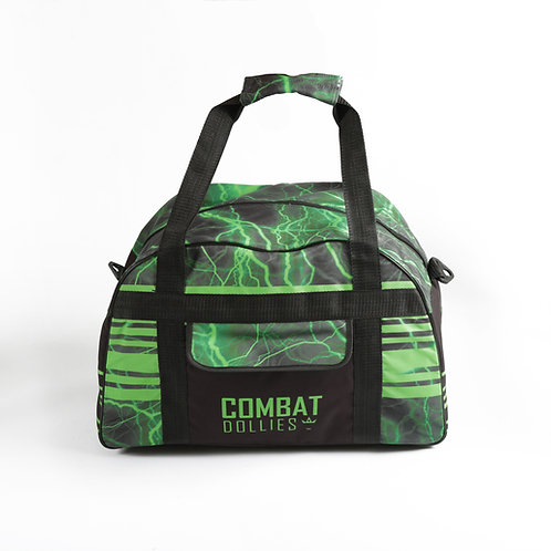 Green Lightning Sports Bag