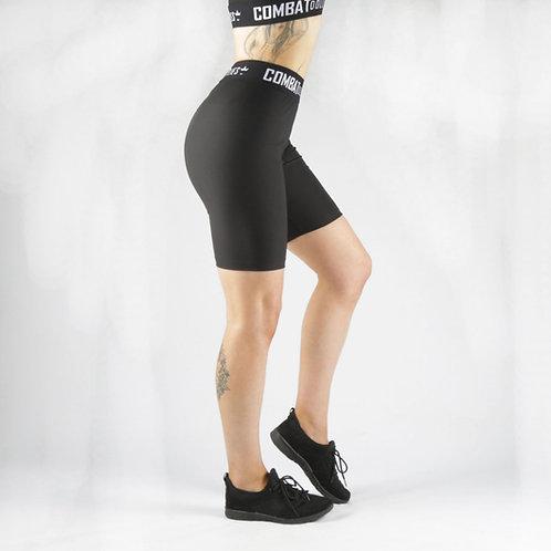 Black Blok Long Shorts