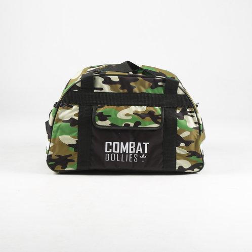 Green Camo Sports Bag