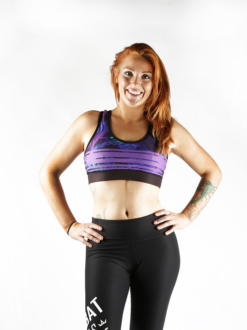 Suzie Tribe Sports Bra