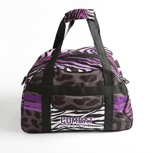 Wild Purple Sports Bag