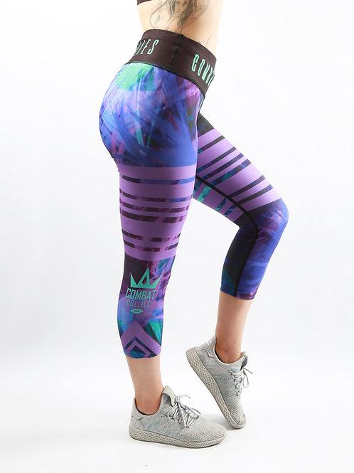 Suzie Capri Fitness Leggings