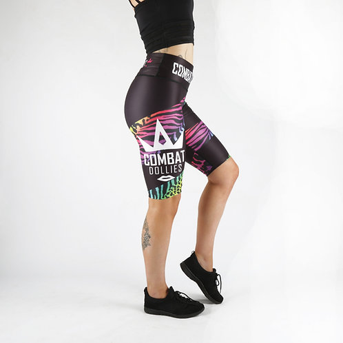 Multi-Print Cycle Shorts