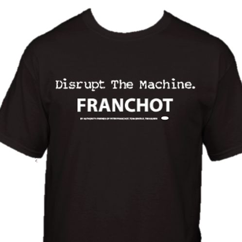"""Disrupt The Machine"" T-Shirt"