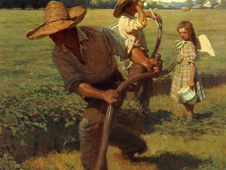 """""""The Farmer Speaking of Monuments"""" From the Perspective of a Farmer"""