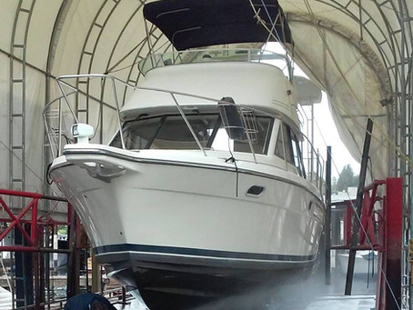 Clean Boating and Copper Bottom Reduction