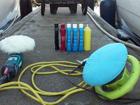 One-Step Boat Cleaner Wax