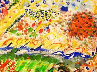 di Colore in Segno - workshop di ARTEterapia - domenica25 ottobre 2015 - ore 14.00-18.00 - (AO)