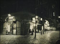Napoli at night, 2017.