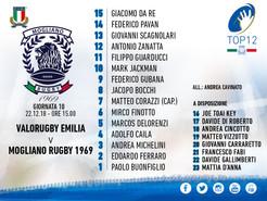 TOP12- Mogliano Rugby: Contro il Valorugby, la disciplina sarà fondamentale in una partita che vivrà