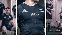ALL BLACKS - La nuova maglia tra design ed innovazone, con un richiamo al passato