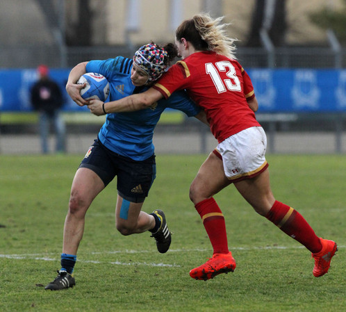 RBS 6 NATIONS: Italia - Galles femminile (Photogallery)