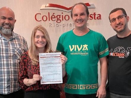 Colégio Batista Rio-Pretense apoia projeto da JMM com crianças surdas no Senegal