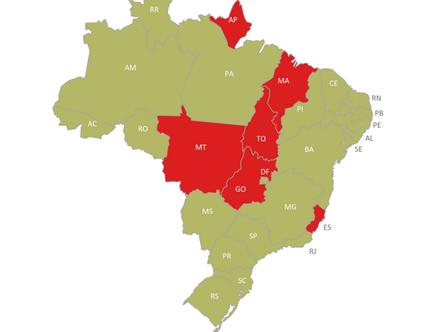 Atualização: retorno das atividades educacionais presenciais no Brasil