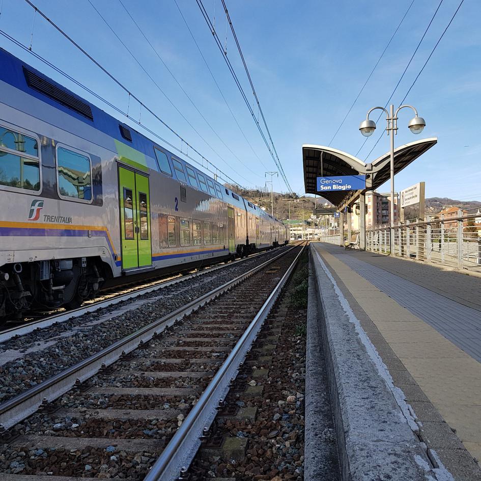 Stazione Ferroviaria di Genova San Quirico