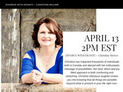 Divorce With Dignity - CHristine Mciver