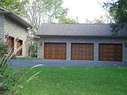 New Wood Garage Door Lexington, KY