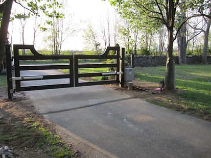 New Driveway Gate and Opener Lexington, KY