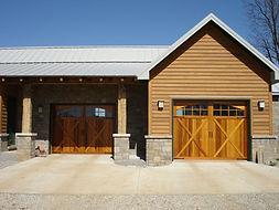 New Carriage Style Garage Door Lexington, KY