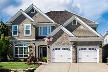 New Home Garage Door Raynor ShowCase Lexington, KY