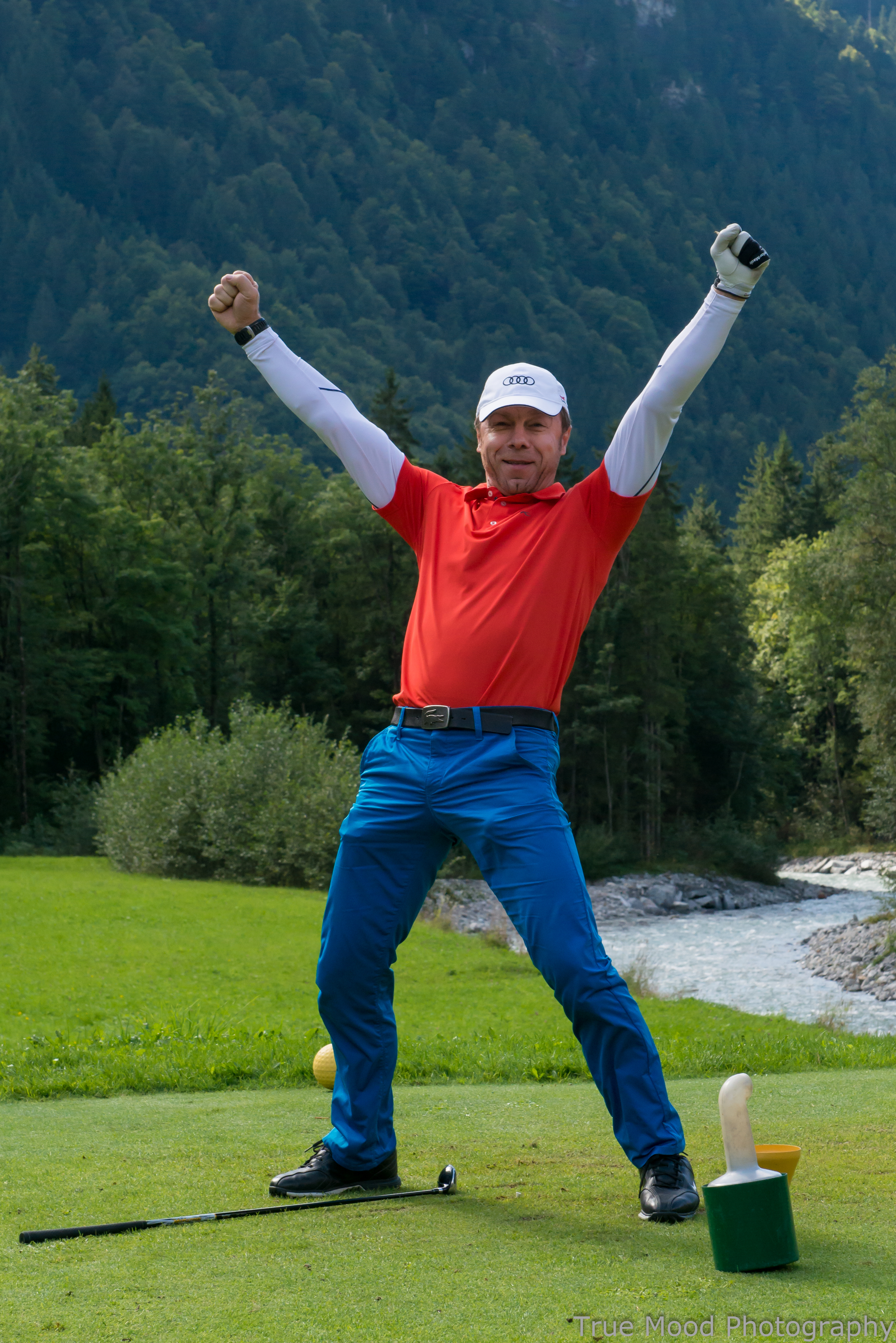 Golf Trophy Engelberg