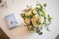 Brautstrauss Detailfoto Hochzeit