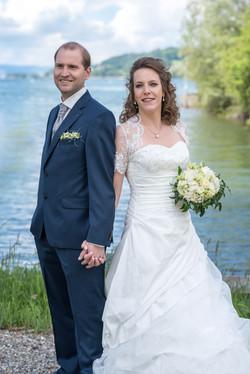 Brautpaar. Natalie von Harscher Foto