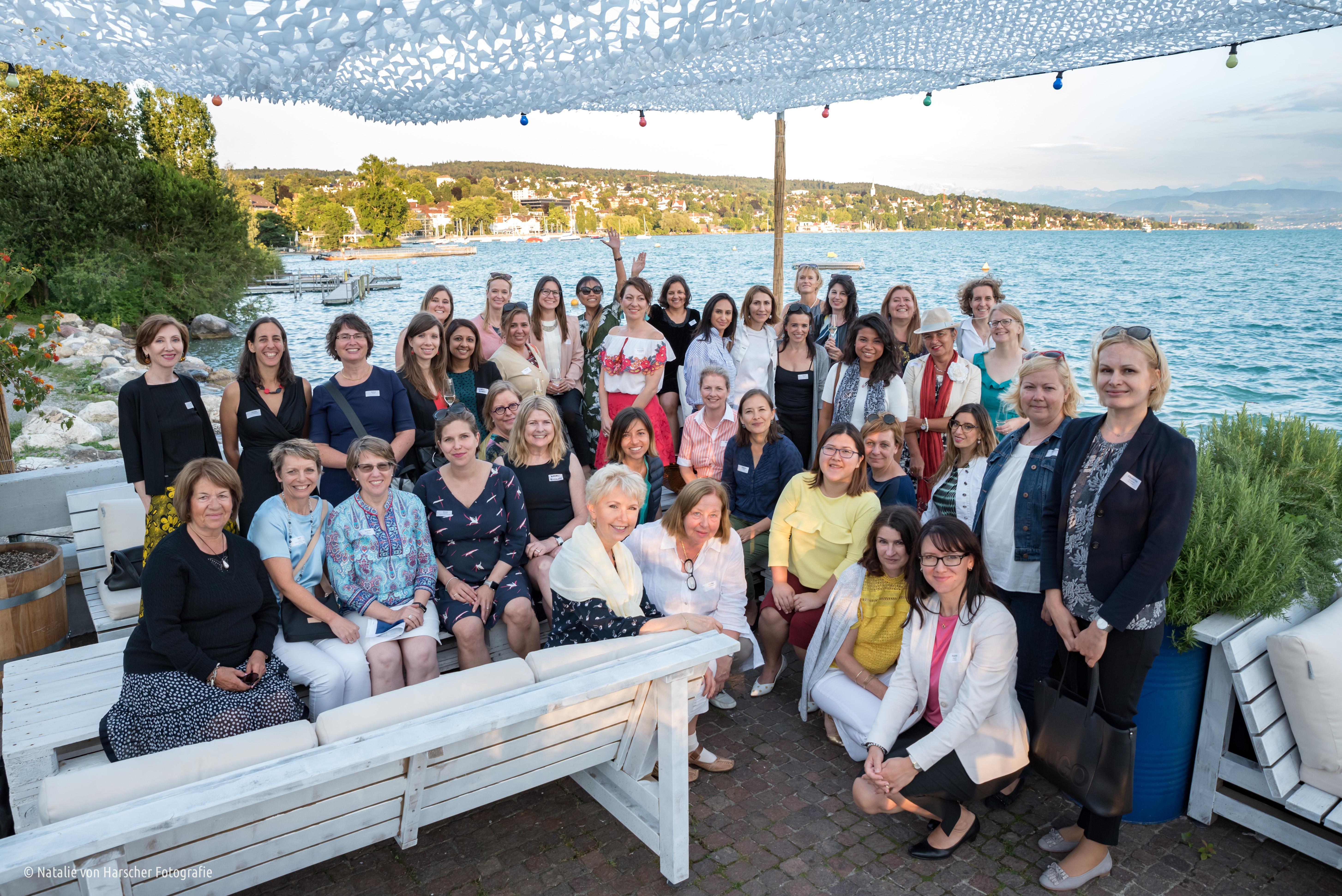 Gruppenfoto Frauen PWG