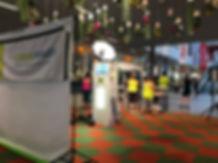 Fotobox mit Branding für eine Business-Anlass