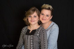 Mutter-Tochter-Shooting