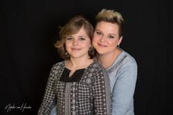 Mutter-Tochter-Shooting