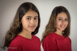 Fotosession Zwillinge