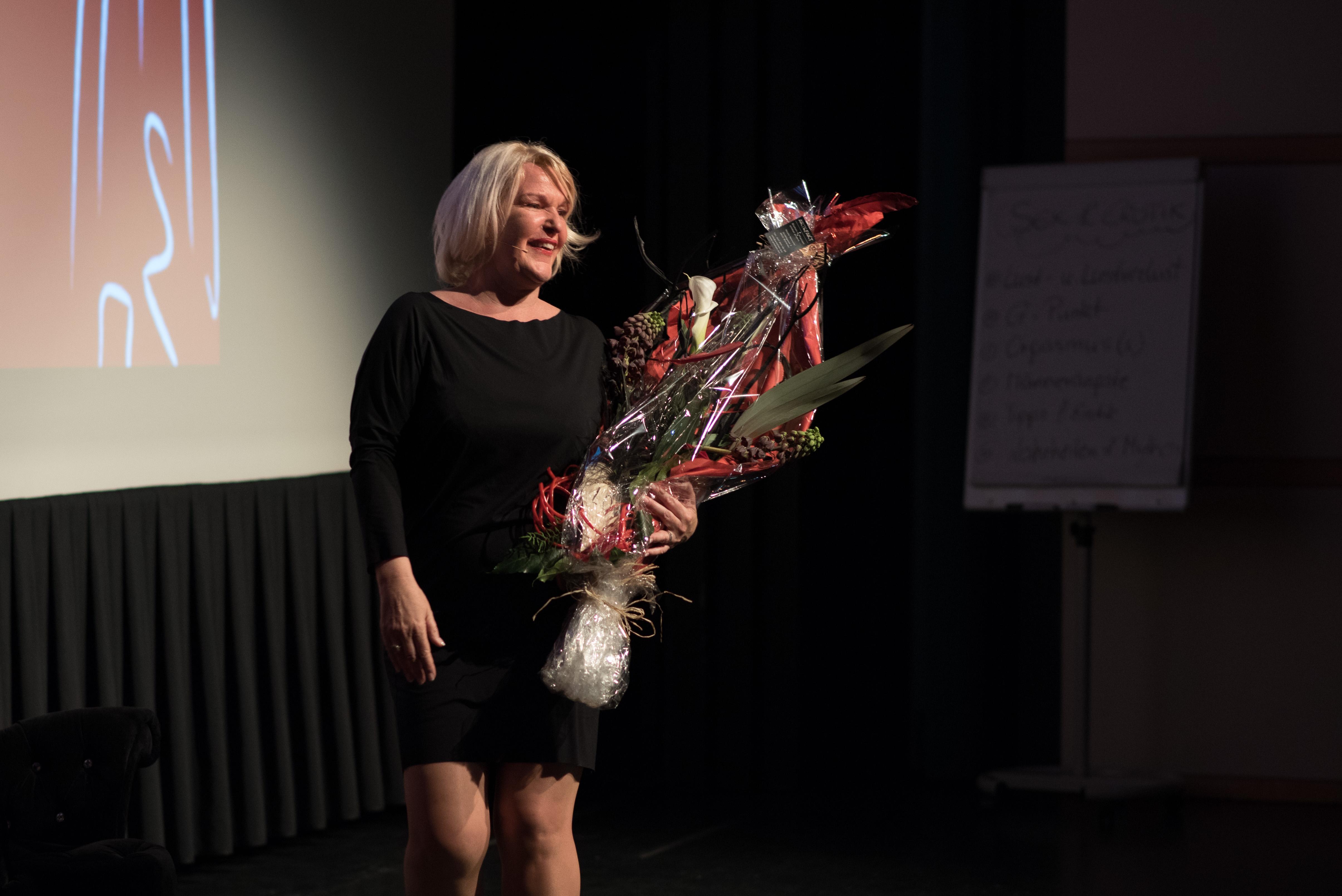 Barbara Balldini Jubiläum