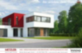 Greenscreen Fotobox Hauskauf Versicherung