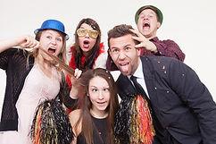 Fotobox-Spass für Gruppen