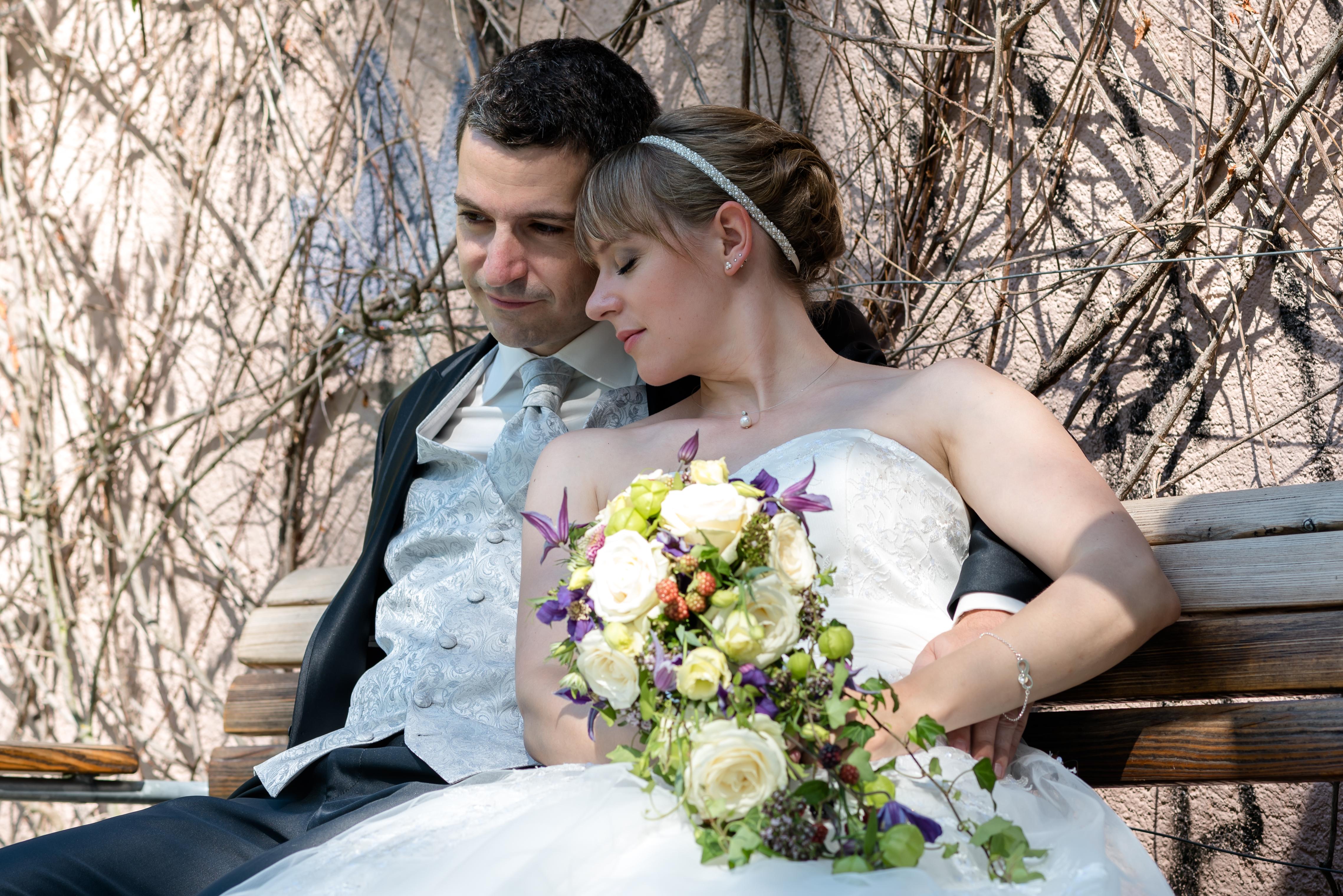 Ruhe vor dem Sturm der Ehe